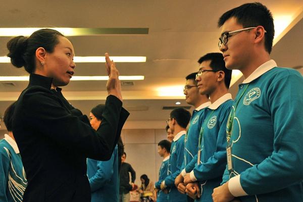 2,280 volunteers for APEC Economic Leaders' Week:null