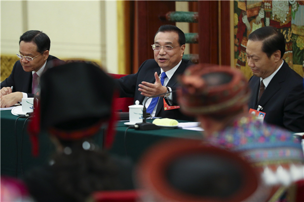 Premier Li: All suggestions are important:null