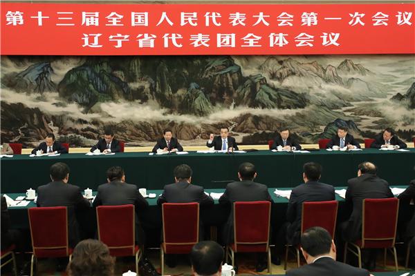 Premier expresses hope for Shenyang-Fushun new district:null