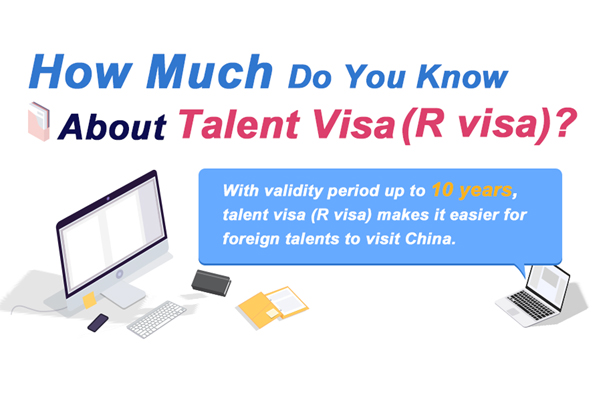 How much do you know about talent visa (R visa)?:null