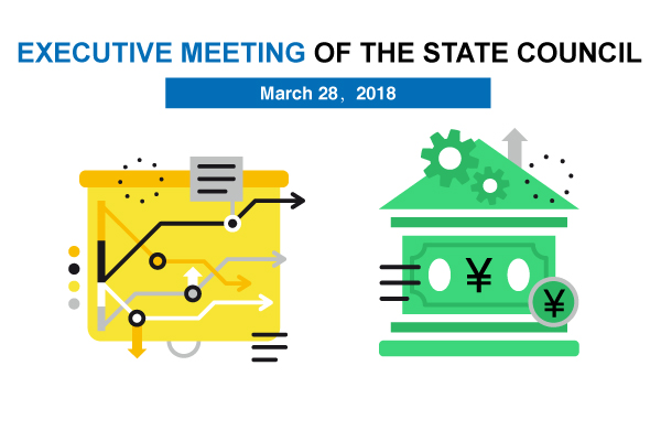Quick view: State Council executive meeting on March 28:null