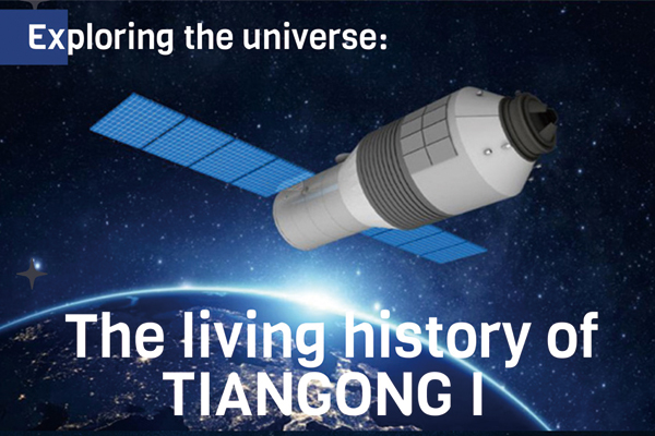 Exploring the universe: The living history of Tiangong I:null