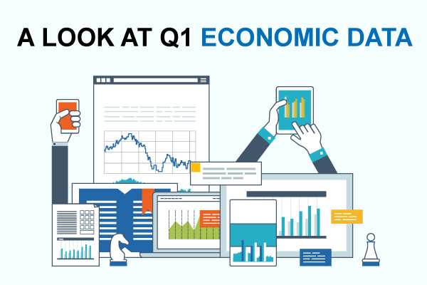 A look at Q1 economic data :null