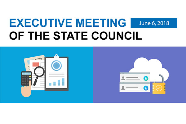 Quick view: State Council executive meeting on June 6:null