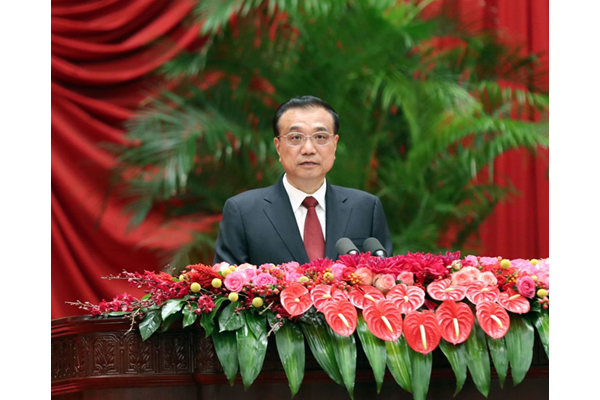 Premier addresses reception marking 69th anniversary of PRC founding:null