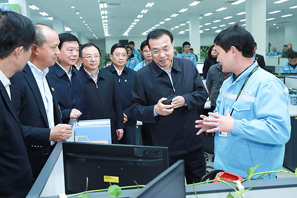 Premier praises Nanjing as open and vibrant:null