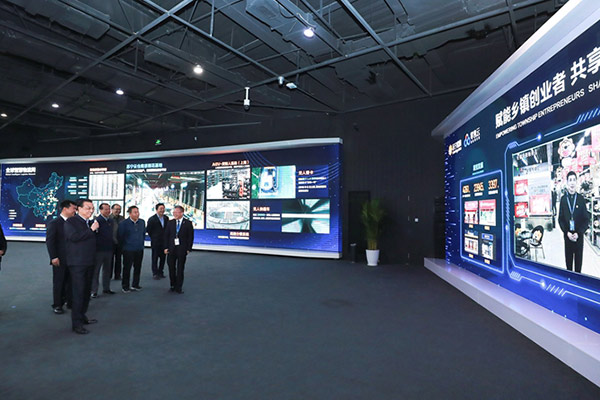 Premier Li praises smart retailing mode:null