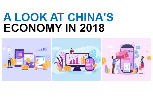 A look at China's economy in 2018:null