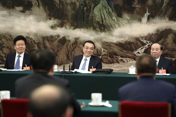 Premier Li expects shift of growth drivers in Hubei:null