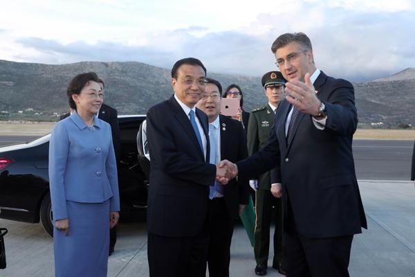 Premier Li concludes Europe tour:null