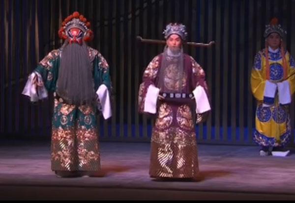 Peking Opera on ancient Silk Road:null