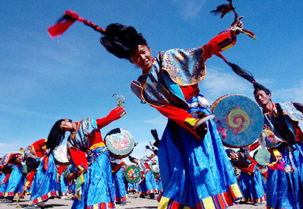 More Tibet items make National Intangible Cultural Heritage list:null