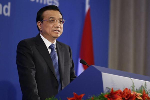 Premier gives speech at luncheon in Zurich, Switzerland:null