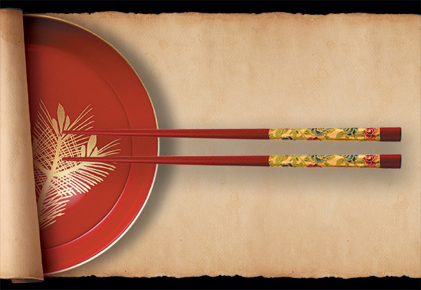 Chopsticks - intangible cultural heritage:null