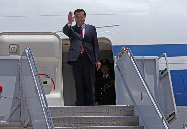 Premier Li's Europe trip to yield fruitful cooperation:null