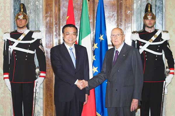More two-way investment benefits China, Italy:null
