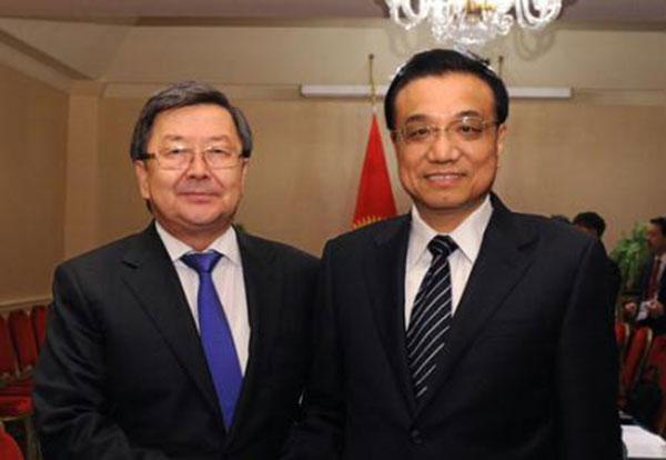 Premier meets Kyrgyz, Kazakh, Tajik PMs on cooperation:null