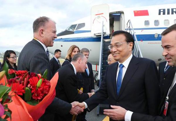 Premier Li announces FTA upgrade talks with NZ:null