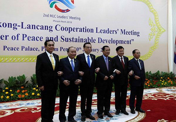 Premier Li eyes more Lancang-Mekong cooperation:null