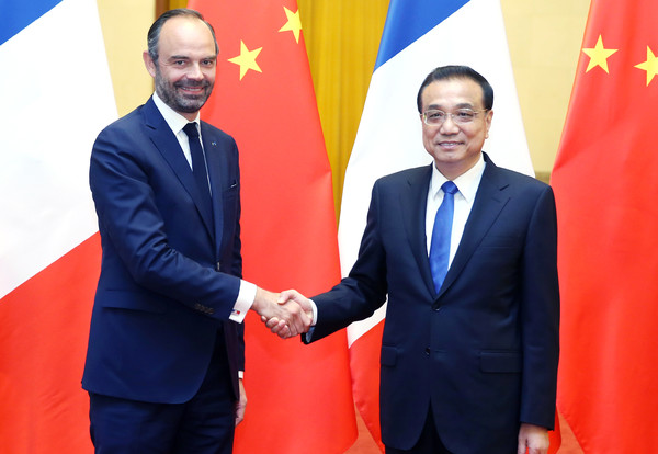 China-France cooperation has huge potential to unlock:null