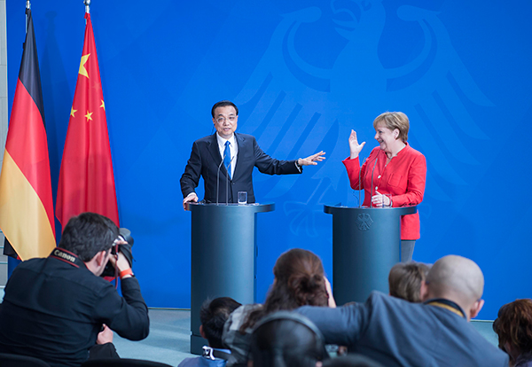 Multilateralism and hi-tech economy: Why China-Germany cooperation matters:null