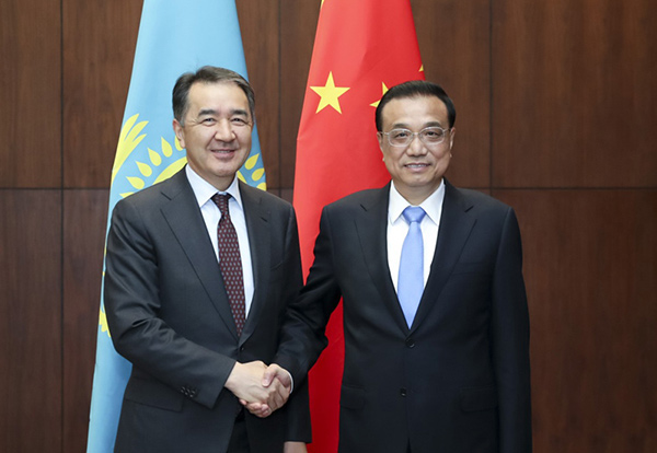 China, Kazakhstan discuss linking BRI with Bright Road policy:null