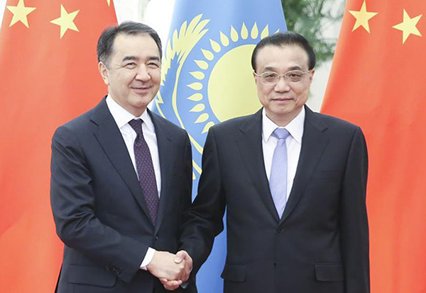 China signs energy, digital economy deals with Kazakhstan:null