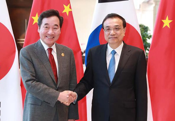 China, ROK vow to strengthen cooperation:null