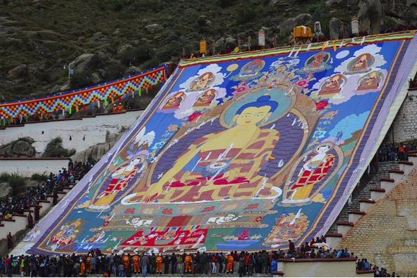 Pilgrims gather for annual festival:null