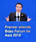 Premier attends Boao Forum for Asia 2019:5