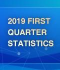 2019 FIRST QUARTER STATISTICS