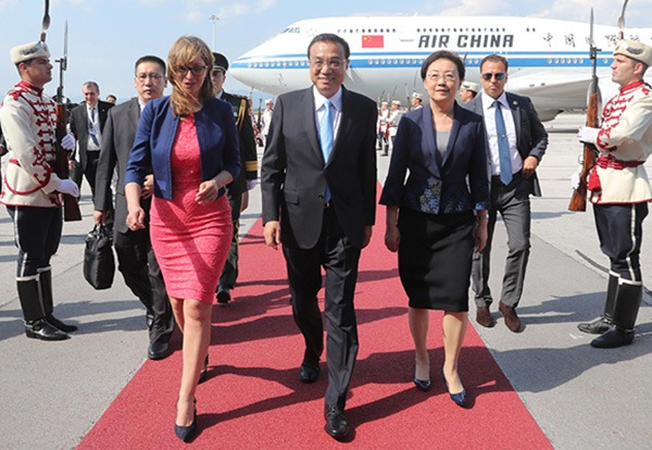 Highlights from Premier Li's visit to Bulgaria, Germany:null