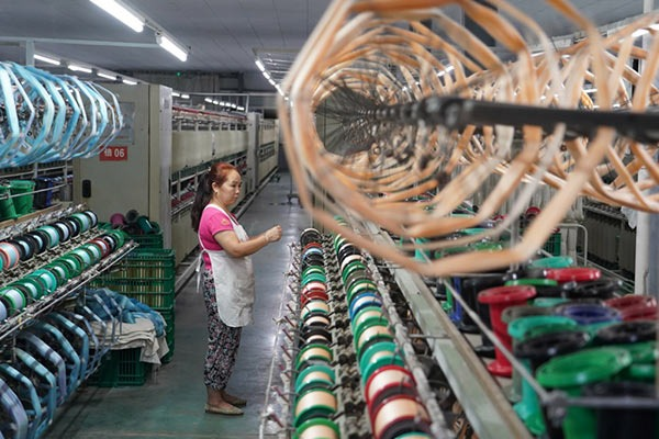 Ankang city in NW China sees rapid growth of eco-friendly industries:null