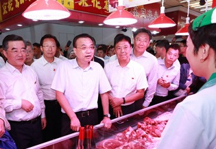 Premier stresses stable economy and people's livelihood:0