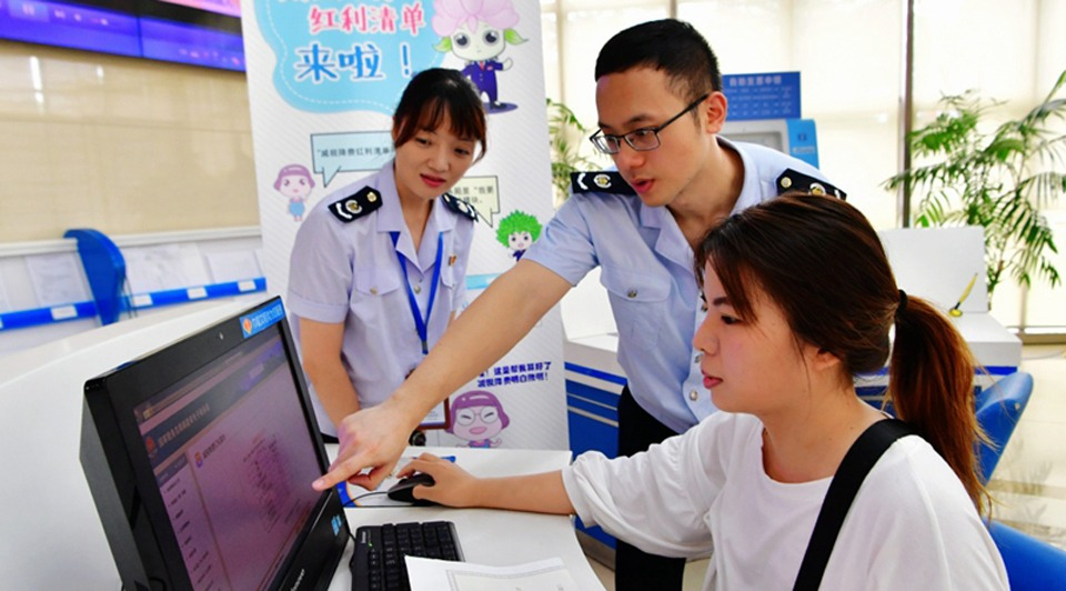 Dividend list for tax and fee cuts extended in E China's Fujian:2