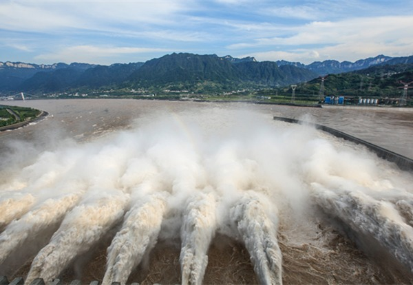 Water control in the Yellow River improves resource utilization:null