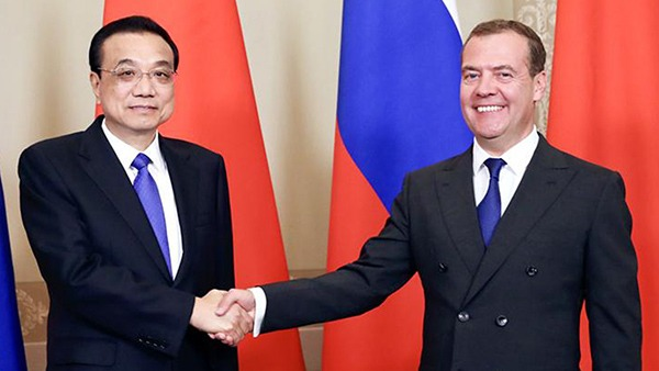 China, Russia to double trade volume, intensify cooperation:0