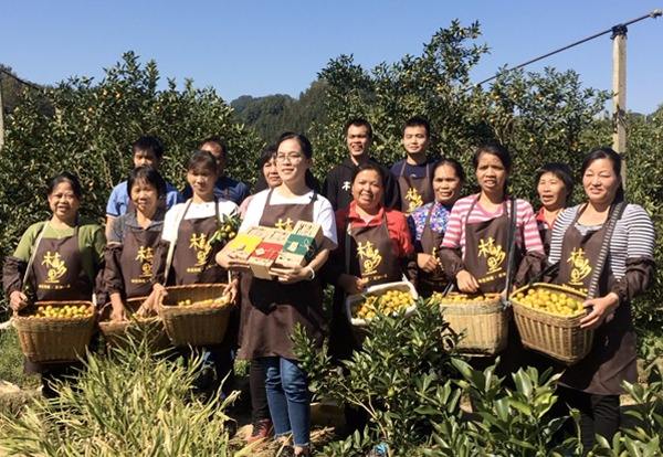 Oranges help lift local village out of poverty:null