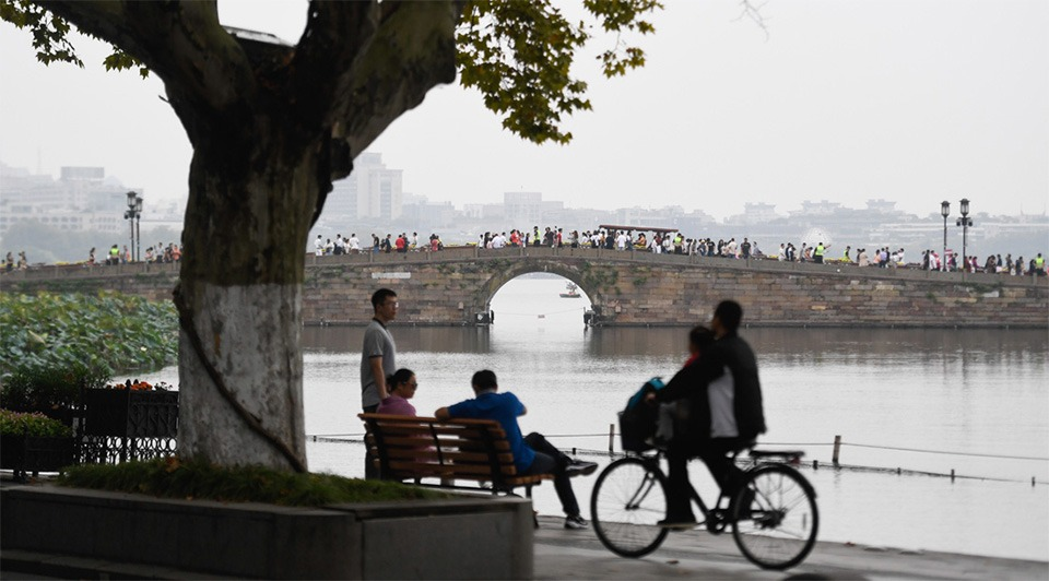 China sees 782m domestic tourist trips during National Day holiday:2