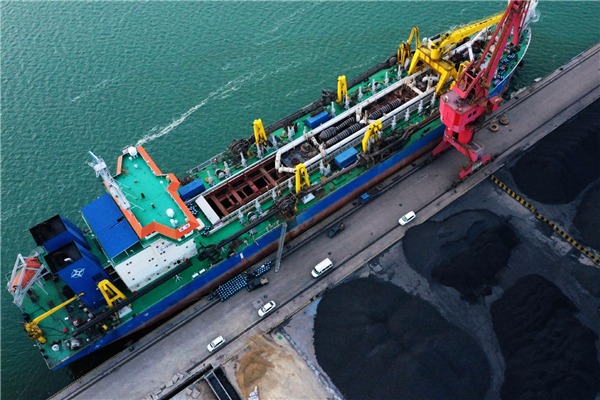 China's Rizhao Port relocates operation area for coal, other bulk cargoes:null