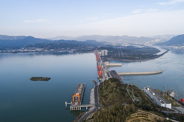 Three Gorges Reservoir finishes 175-meter experimental impoundment:null