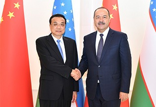 Premier Li urges stronger cooperation with Uzbekistan:0
