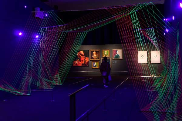 5th Exhibition of International Works of Arts and Sciences kicks off in Beijing:null