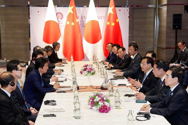 Premier Li calls for healthy, stable, sustainable China-Japan ties:null