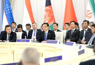 Premier Li calls for intensified SCO cooperation:0