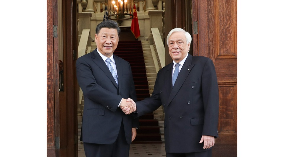 China, Greece to pool wisdom for community with shared future for mankind:0