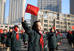 China unveils outline for strengthening patriotic education:1
