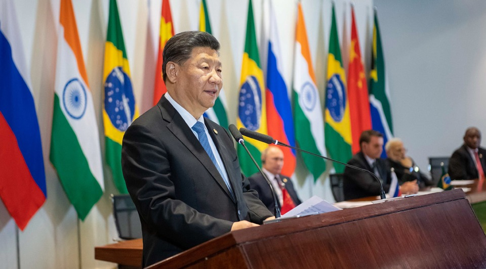 Xi urges BRICS Business Council, New Development Bank to make greater contributions:0