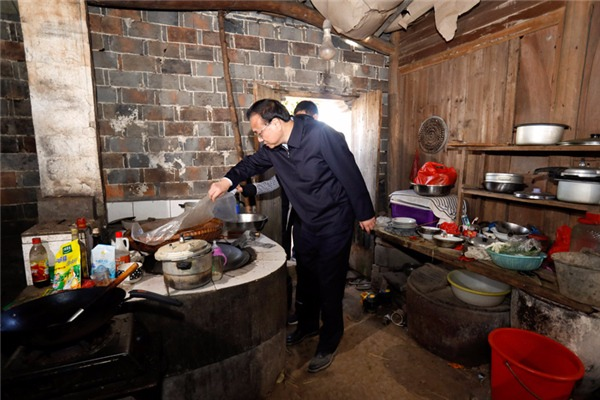 Premier Li urges reducing drought damage:null