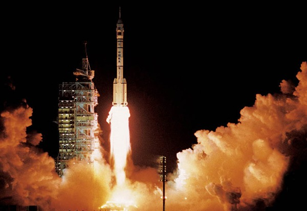 20 years of Shenzhou spacecraft:0